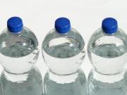 Zdjęcie wody w butelkach