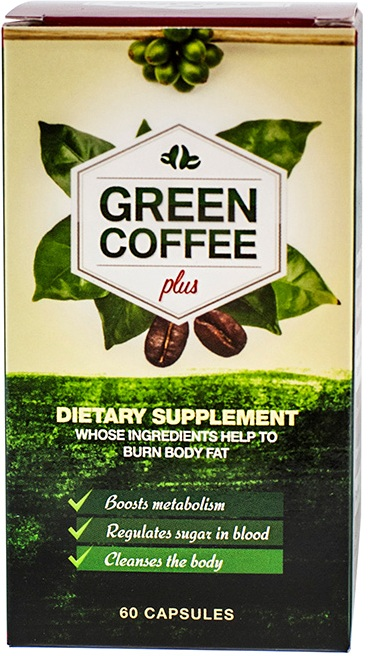 Zielona kawa - suplement diety