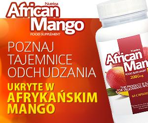 Odchudzanie - African Mango