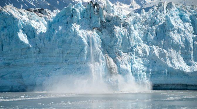 Zbadano dźwięki cielących się lodowców