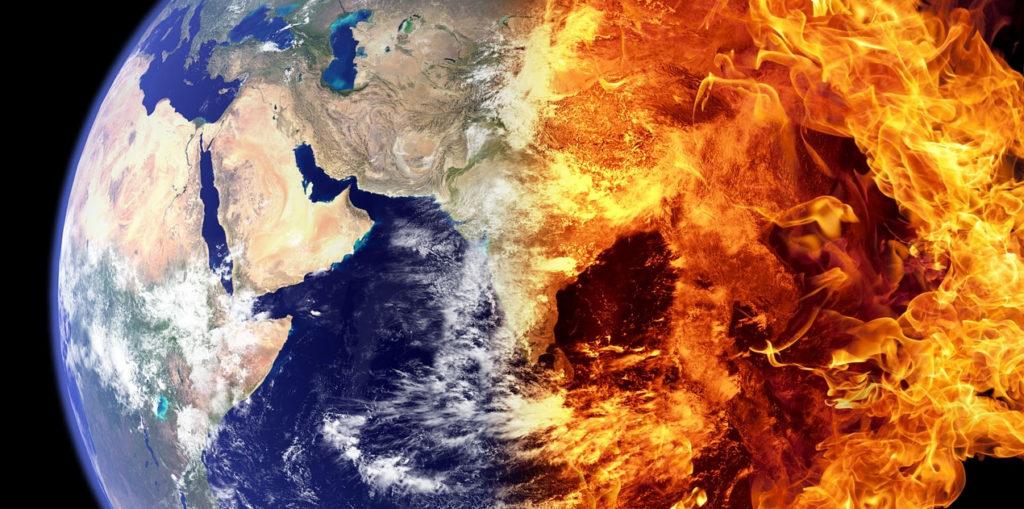 Wybuchająca Ziemia