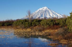 tundra wulkan